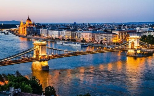 Budapest the cheapest city for alcoholic drinks