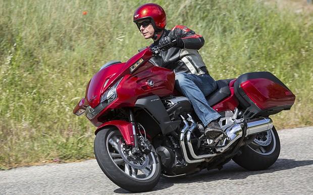 Honda CTX1300 review
