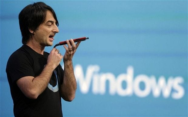 Microsoft: Cortana will order flowers – and Kinect could come to Windows Phone