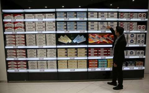 Chinese outcry at Heathrow duty free 'discrimination'