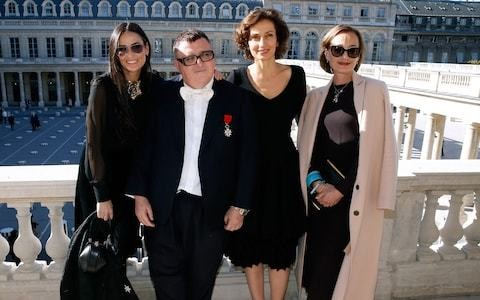 Alber Elbaz - the most likeable man in fashion - on copycats, imposter syndrome and his career comeback