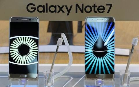 Samsung raises bill for Note 7 scandal to £4.4bn
