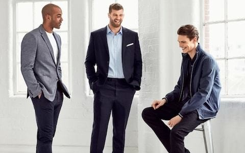 Men's suit types: How to choose a suit for your body shape