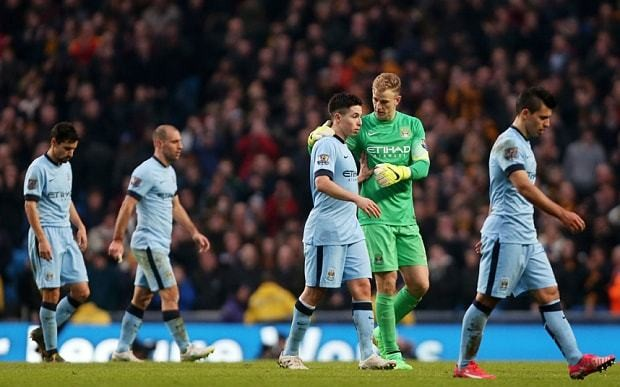 Manchester City lack the desire of the great Manchester United sides