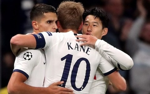 Tottenham's emphatic victory over Red Star felt like a return to the past and therefore a significant step forward