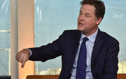 Clegg calls on Europe to drop threats to break up Facebook and unite against China