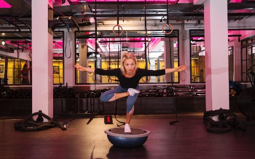 Five exercises to get you ready for the slopes this winter - from an Olympic snowboarder