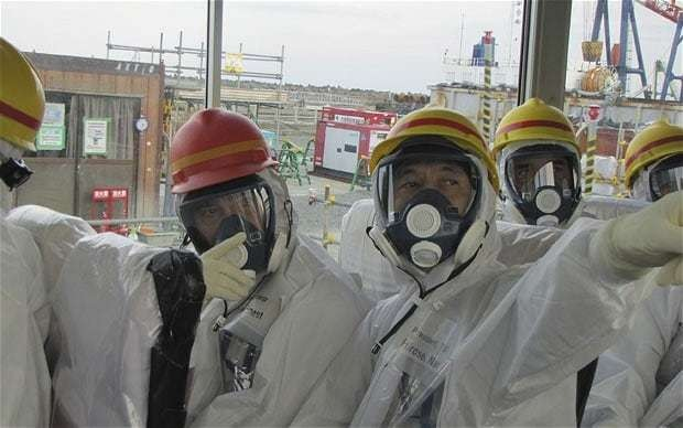 Fukushima meltdown is warning to the world, says nuclear plant operator