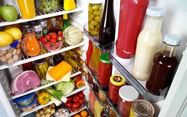 Is your fridge all wrong? The secrets of food organisation