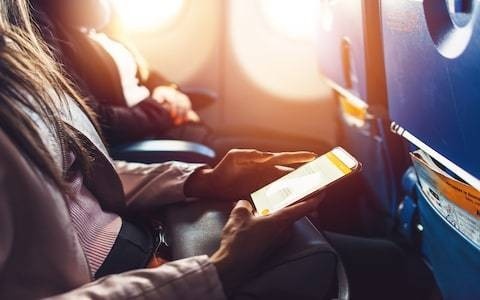 Airlines have finally cracked Wi-Fi – but it's ruining flying