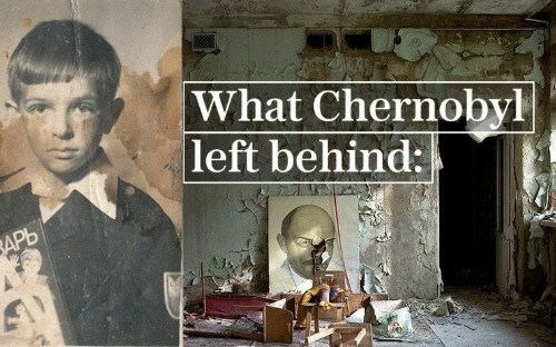 What Chernobyl left behind: inside the abandoned city of Pripyat