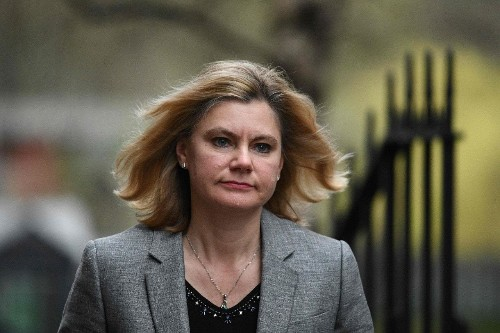 Justine Greening backs second Brexit referendum as Theresa May battles 'party within a party'
