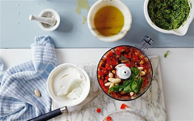 Four punchy pesto recipes