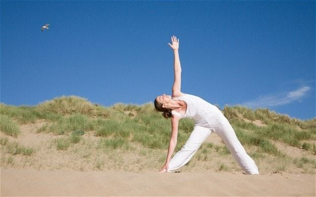 Yoga better for your brain than exercise, study finds