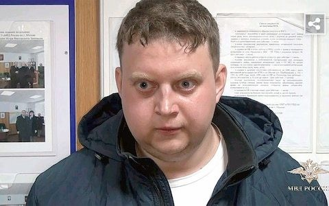 Postman alleged to be behind online suicide game arrested in Russia
