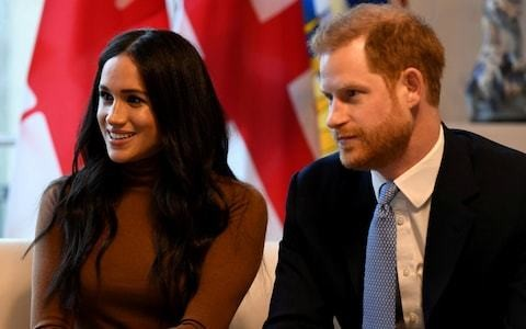 Duke and Duchess of Sussex have no intention of selling milk to China, friends say