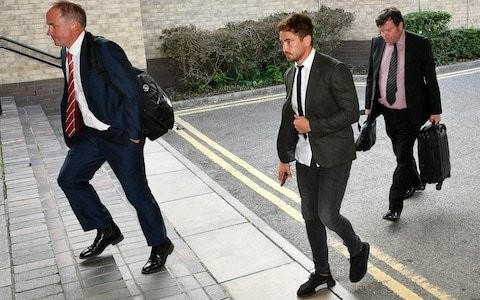 Danny Cipriani emerges from five hour RFU hearing cleared to play for Gloucester this week