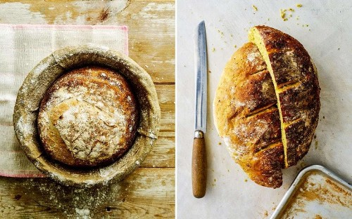Flora Shedden: how to bake a perfect loaf of bread