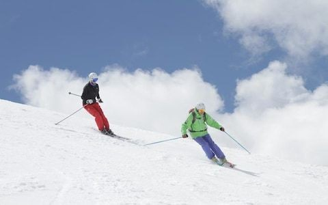 How to start a new career as a ski or snowboard instructor