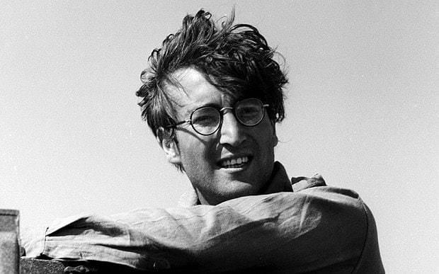 Lock of John Lennon's hair sells for £24,000