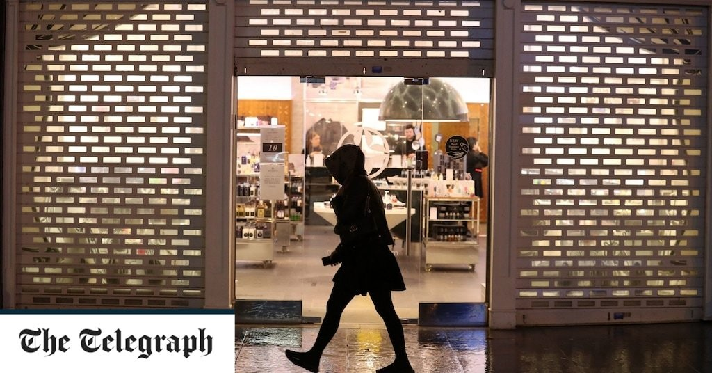 Politics latest news: Businesses could be shut down for a week if they flout Covid rules
