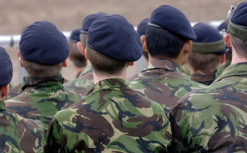 SAS soldier says he faced anti-gay discrimination