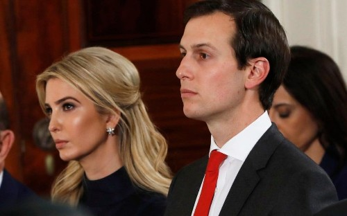 Jared Kushner 'paid no income tax for years'