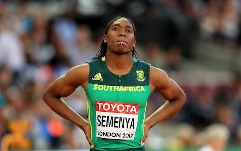 In the ugly row over Caster Semenya, let's not forget she's a person, too