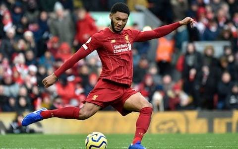 'Outstandingly skilled boy' Joe Gomez delights Jurgen Klopp as Liverpool's 'red wall' remains intact