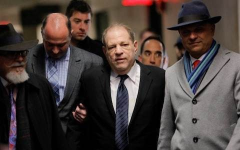 Prosecutors provide graphic details of rape accusations to open trial of Harvey Weinstein