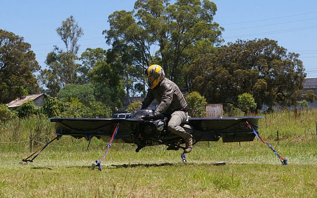 British company to build 'hoverbikes' for US Army