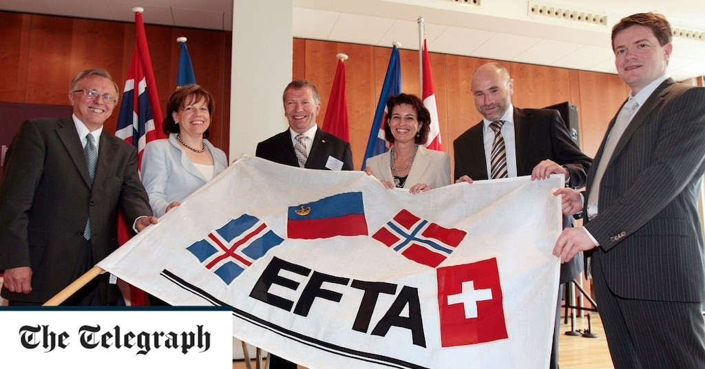 Let's have a deal and friends with benefits post-Brexit by joining Efta