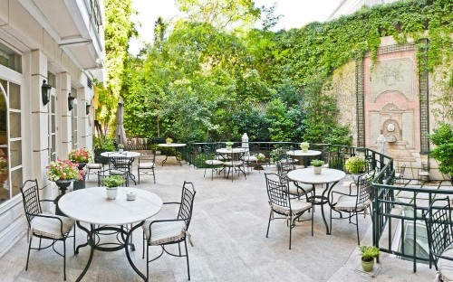Top 10: the best five-star hotels in Madrid