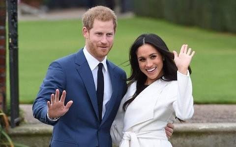Harry and Meghan: From blind date to engagement, in their own words