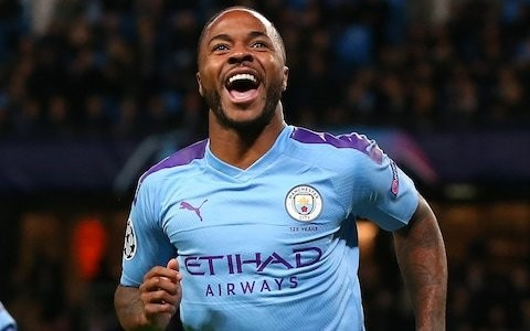 Raheem Sterling replaces Thierry Henry as face of Gillette