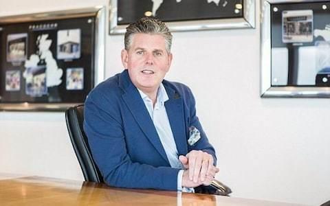 Edinburgh Woollen Mill takes aim at luxury market