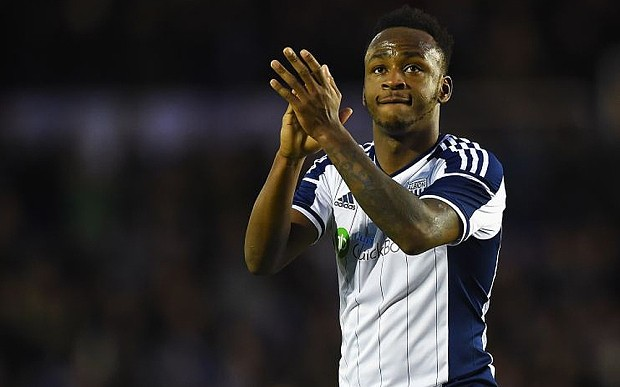 Saido Berahino to be put up for sale by furious West Bromwich Albion