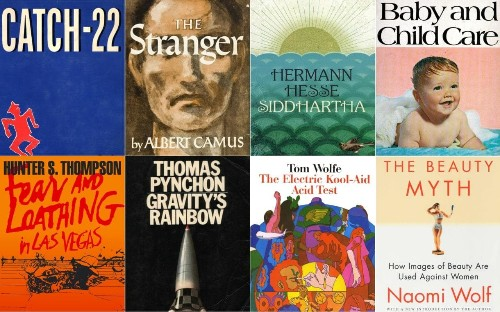50 best cult books