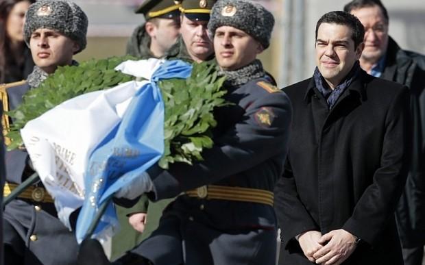 Europe's manhandling of Greece is a strategic gift to Russia's Vladimir Putin