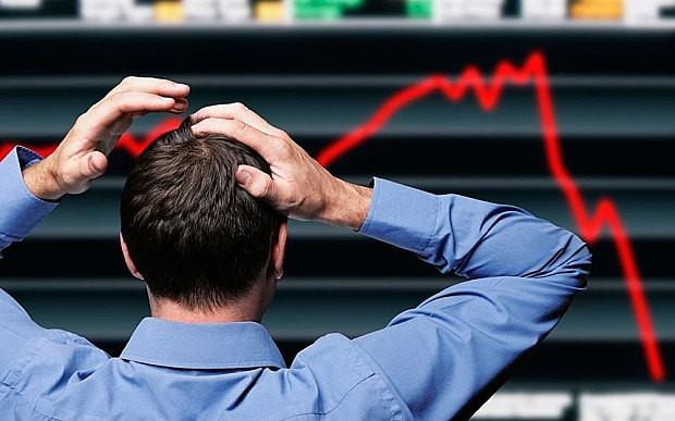 Five reasons why markets are heading for a crash