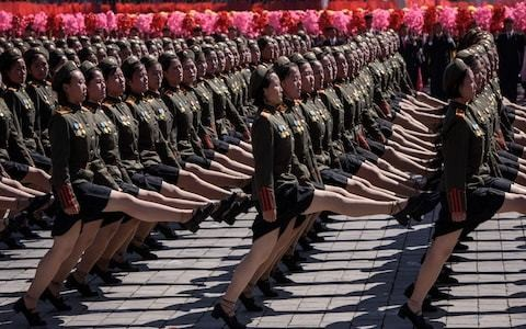 North Korea's 'lost generation': Weapons-obsessed regime 'indifferent' to its children's suffering