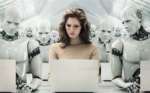 Is a robot about to take your job?