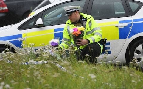 Man, 20, charged with murder of PC Andrew Harper