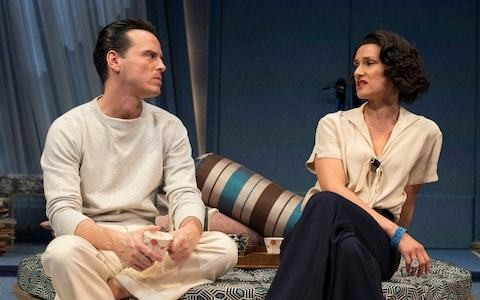Present Laughter review, The Old Vic: Andrew Scott's revelatory performance shows why Noel Coward is hailed a genius