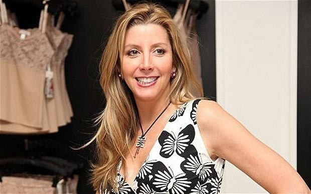 Spanx founder Sara Blakely is first female billionaire to donate half her fortune to charity