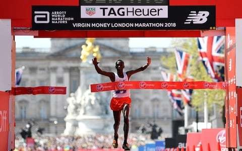 London Marathon 2019: What time is the race on Sunday, what TV channel is it on and what is the weather forecast?
