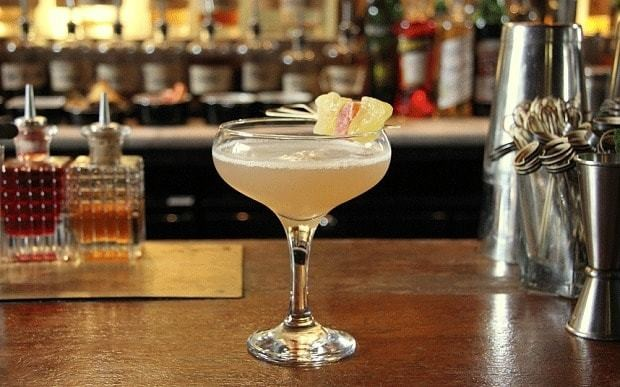 Cocktail of the week: Winter Classic 1900
