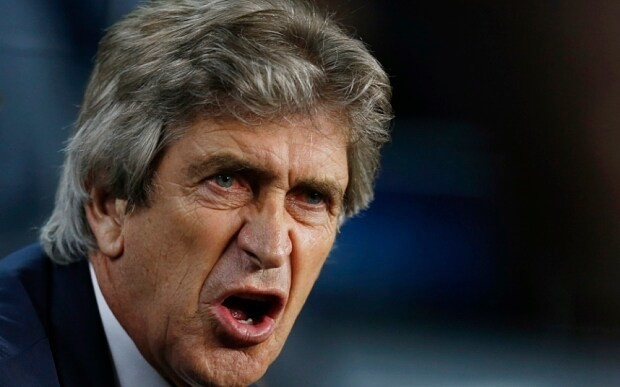 Manuel Pellegrini insists he is not a failure - and blames fixture list for Manchester City exit