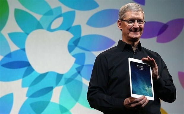 Apple TV too big to be a hobby, says Tim Cook