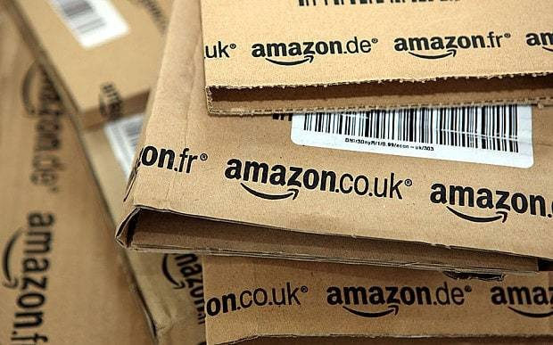 Amazon 'to open first shop in time for Christmas'